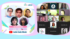 Final internacional Latin Code Week 2020