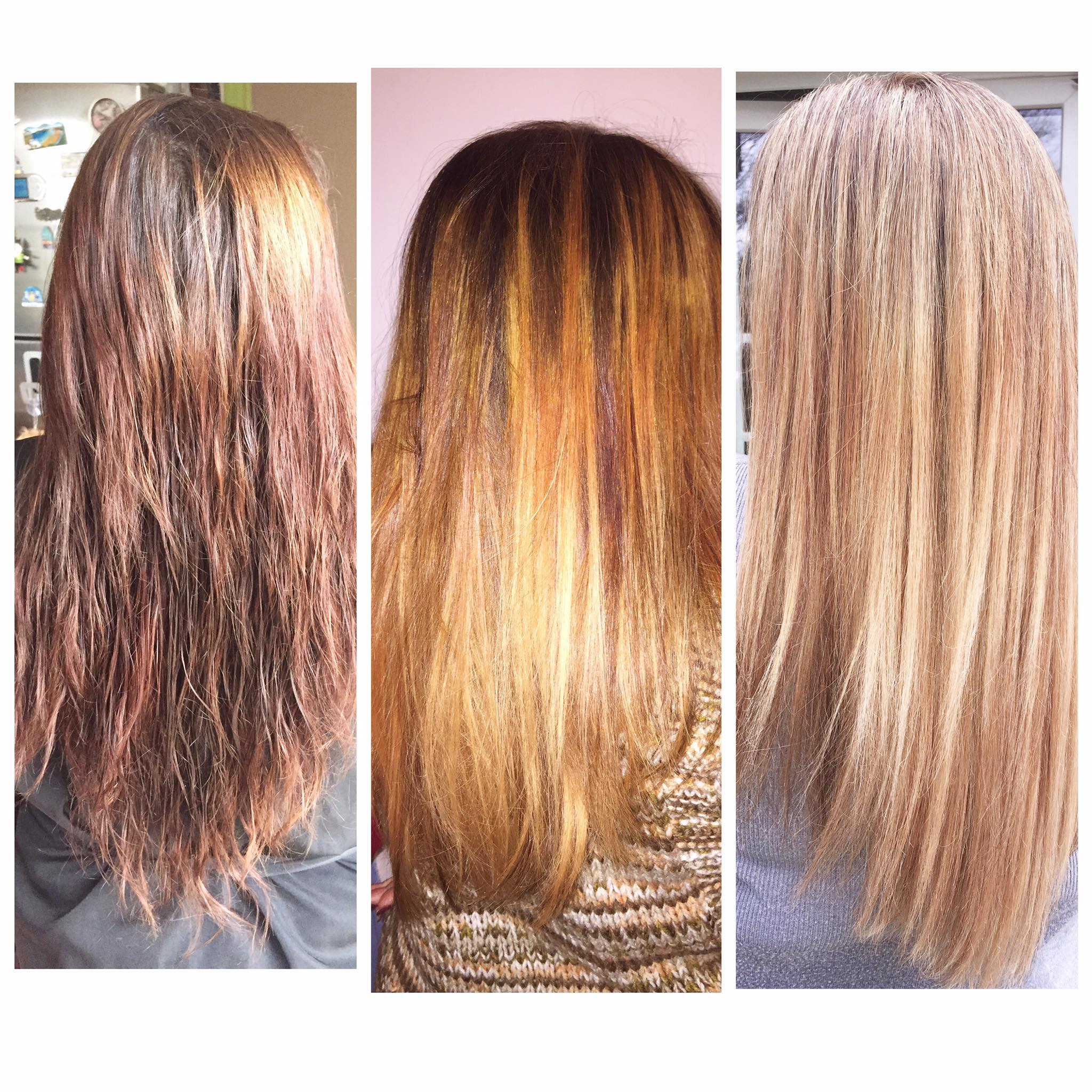 Transformation couleur