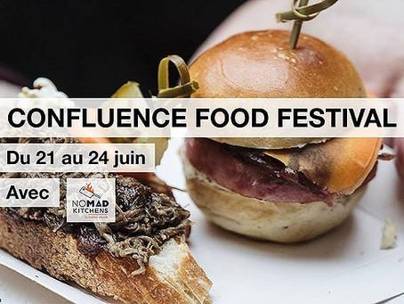 OMARO au Confluence Food Festival