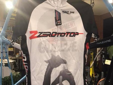 ZERO to TOPチームジャージ追加注文 受け付けます!