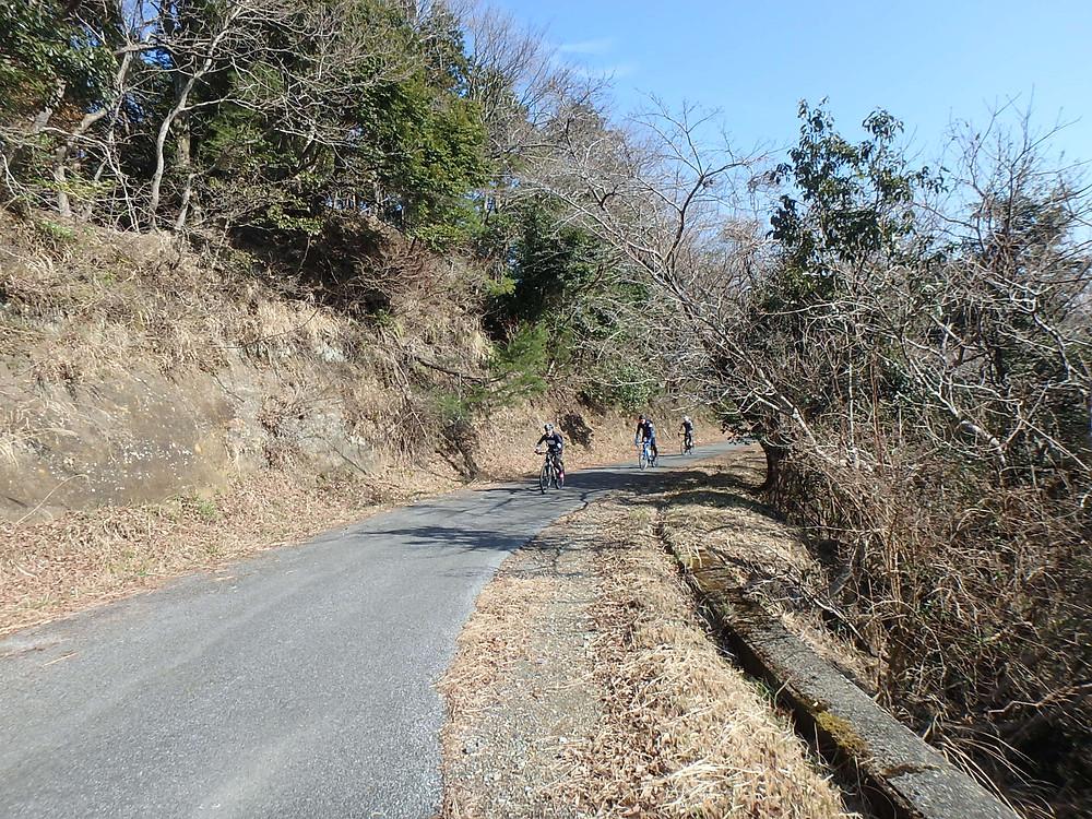 グラベルバイクなら舗装路も軽快!