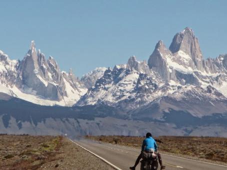 自転車で世界一周のお話会