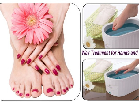 Switch to wax therapy!