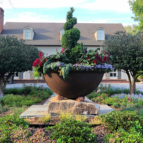 Amazing Sugar Kettle Landscape Planter By J Wall Landscape Architecture