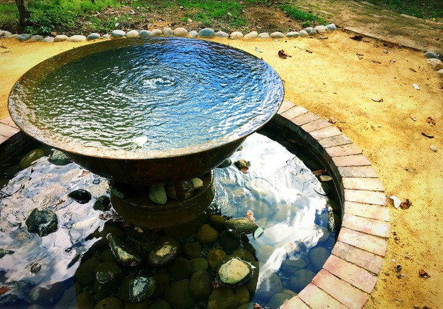 Sugar Kettle Fountain