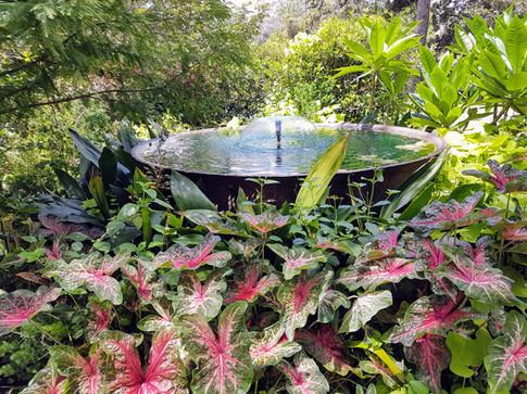 Sugar Kettle Water Fountain