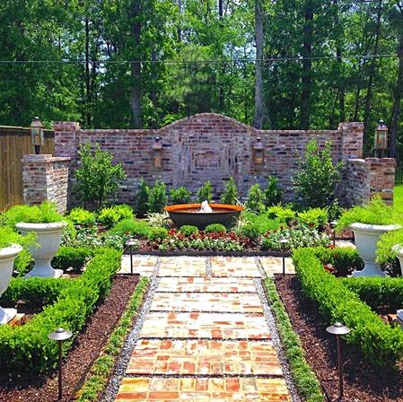 Courtyard Splendor