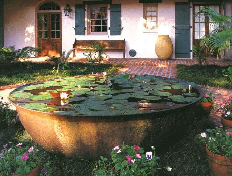 Amazing Sugar Kettle Water Feature
