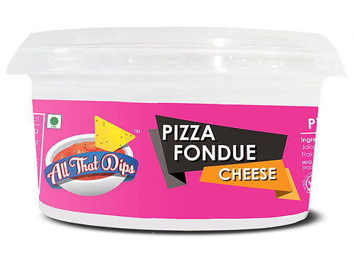 Pizza Fondue Cheese