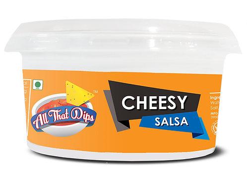 Cheesy Salsa