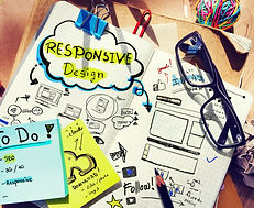 Designer's Desk with Responsive Design C