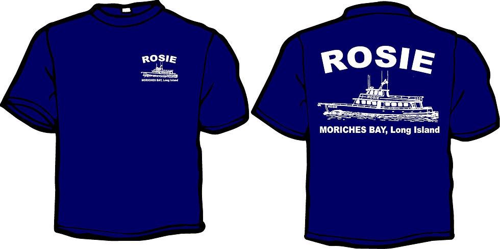 Rosie Fishing T-Shirt