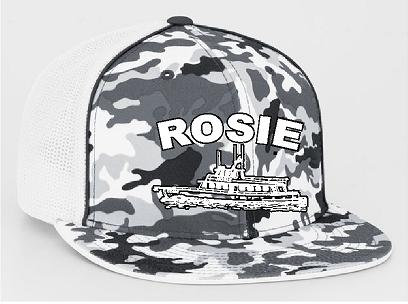 Rosie Camo Hat