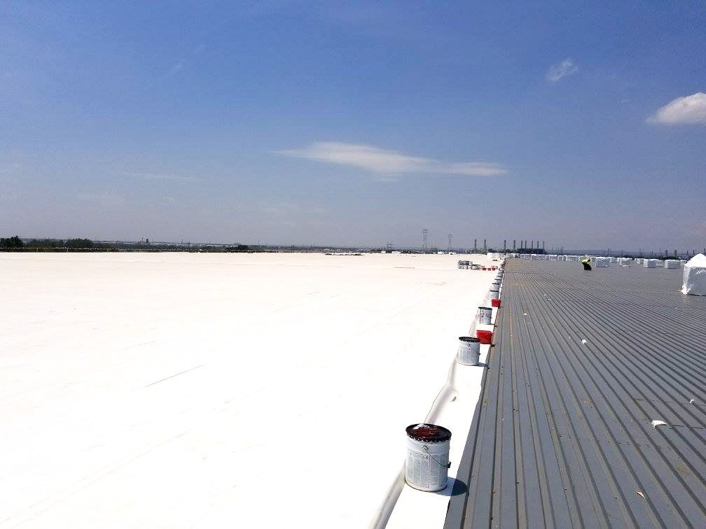 TPO Industrial Roofing