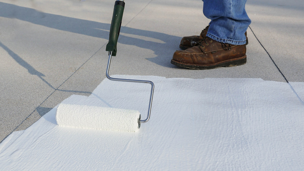 commercial roofing sealants and coatings