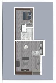 One Bedroom Loft