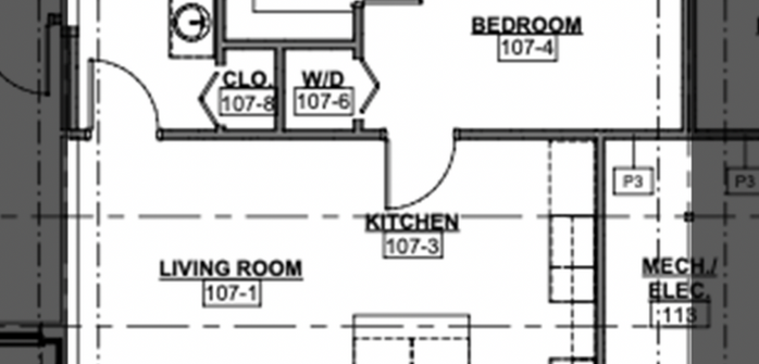 Larger One Bedroom