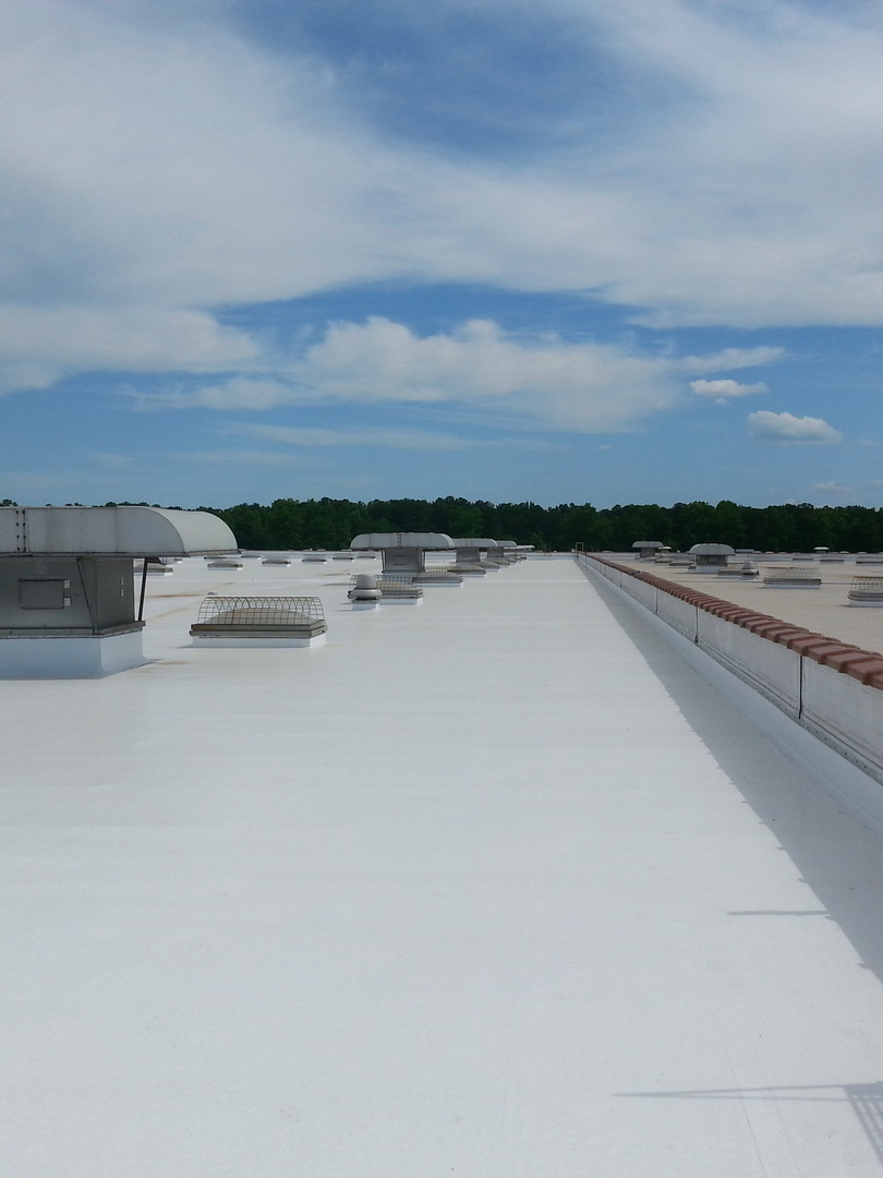 Flat Roof Coatings
