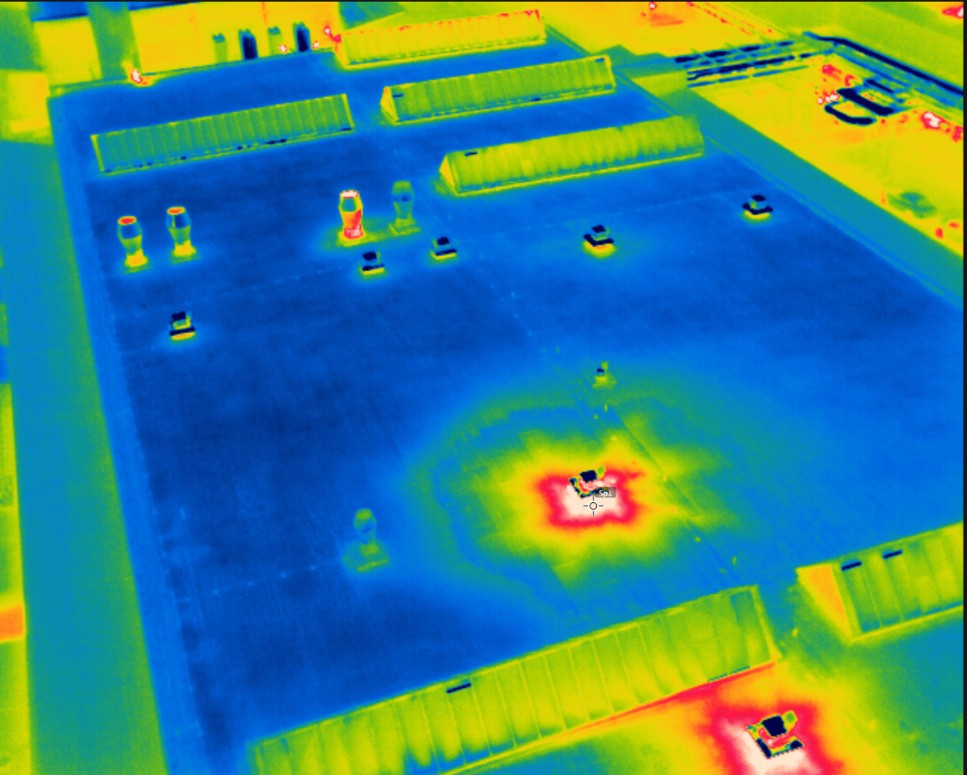 commercial roofing heat loss
