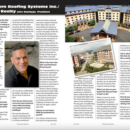 ERSI's President sits down with Happenings Magazine