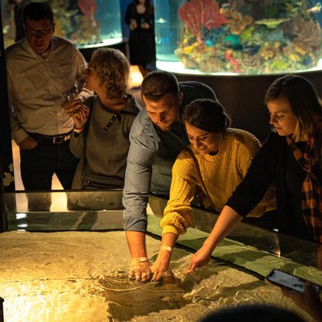 October Fest at the Aquarium