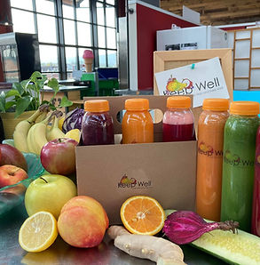 Organic Juice Scranton The Marketplace at Steamtown