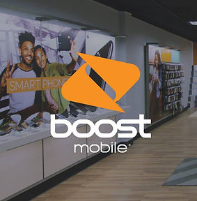 Boost Mobile The Marketplace at Steamtown