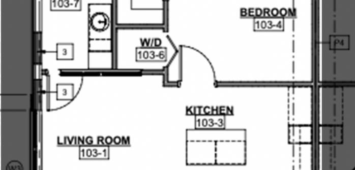 Smaller One Bedroom