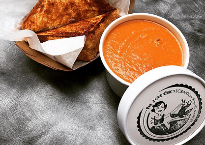 SOUP AND GRILLED CHEESE SCRANTON