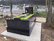 tamamı grenit mezar