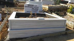 iki kişilik merme mezar