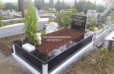 tek kişilik grenit mezar