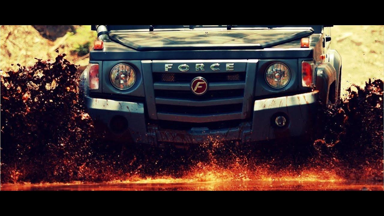 Force Motors: Gurkha Demo Ad film