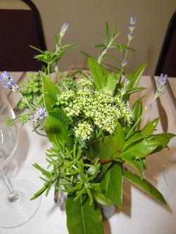 Table arrangements by Stella