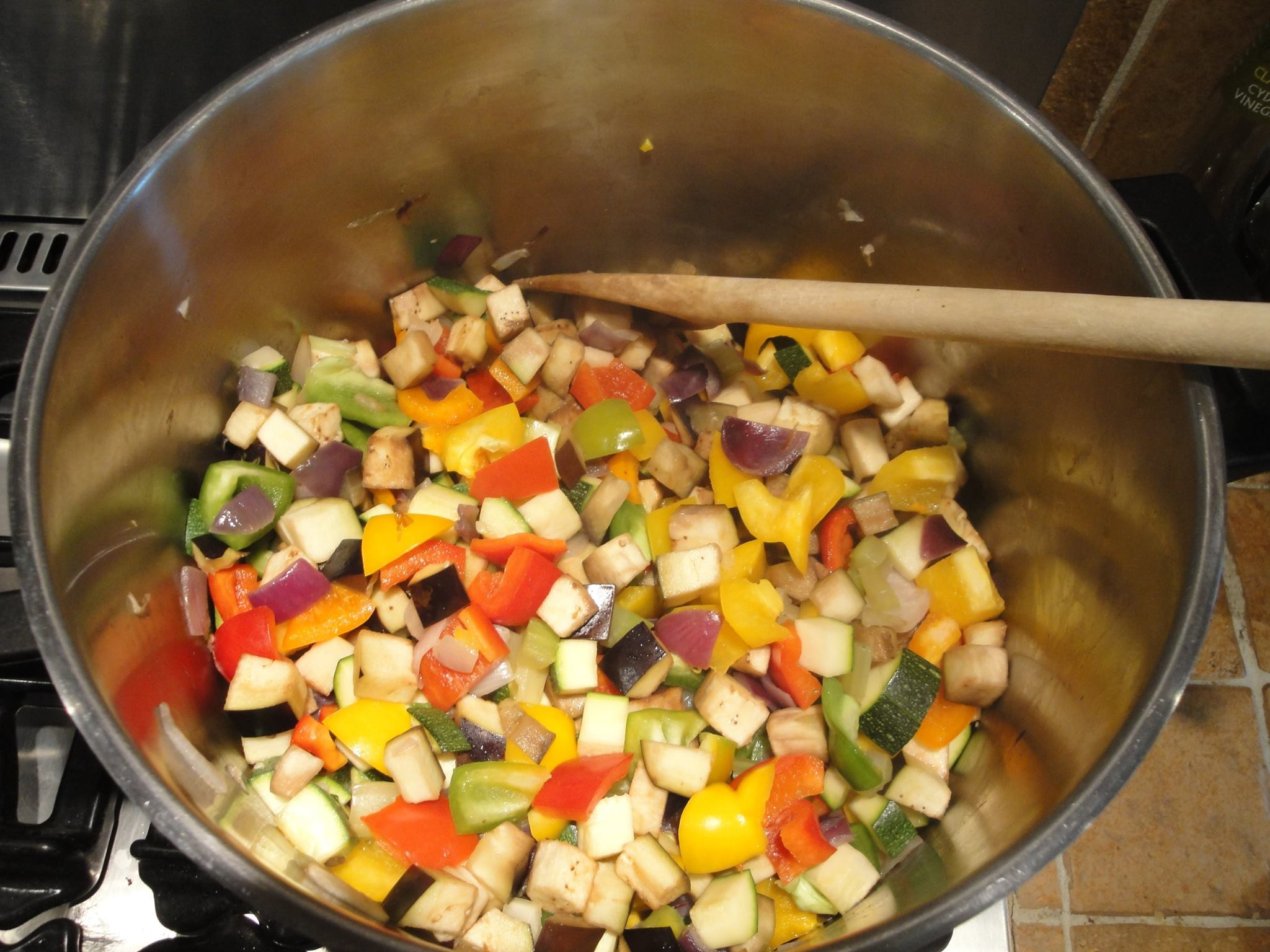 Batch of Ratatouille - no real rats!