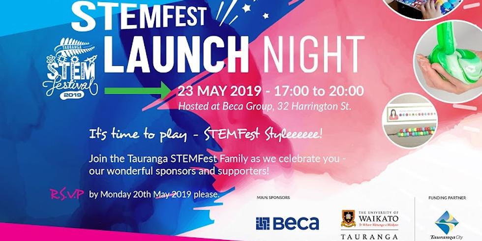 STEMFest 2019 Launch Night