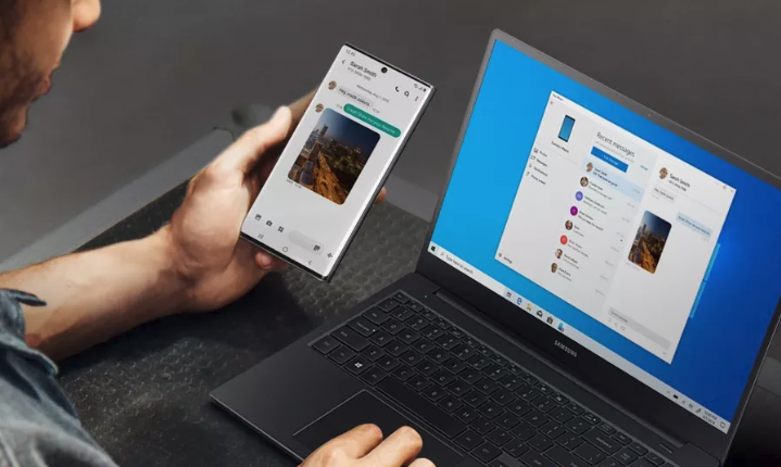Samsung's Galaxy Note 10 has more Microsoft in it than any other Android phone