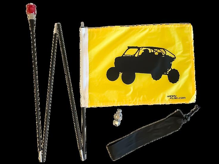 UTV Handy Flag Kit
