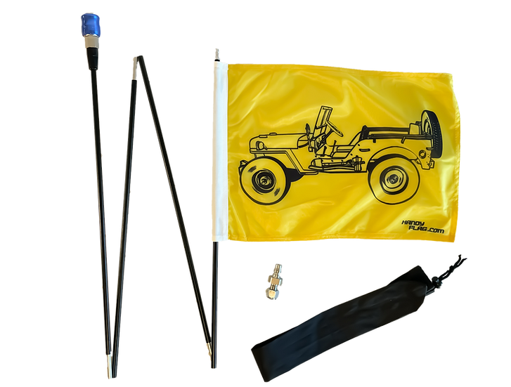 Willys Handy Flag Kit
