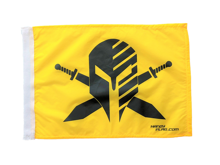 Warrior Replacement Flag