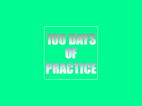 100 Days of Practice. Day 12