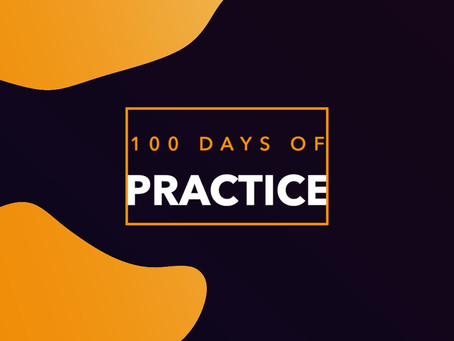 100 Days of Practice. Day 6