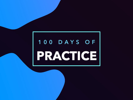 100 Days of Practice. Day 4