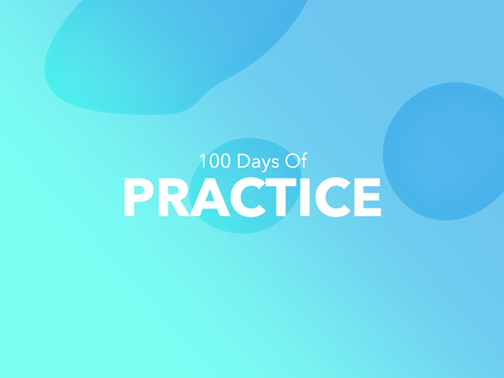 100 Days of Practice. Day 2