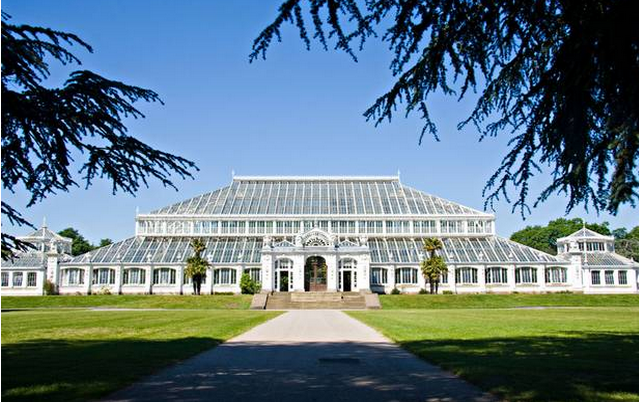 Kew Gardens Greenhouse via Morland House