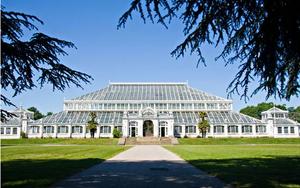 Kew Gardens Greenhouse via Morland House