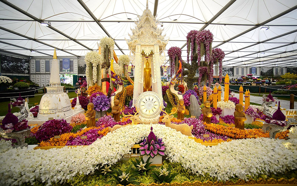 London Chelsea Flower Show via Morland House