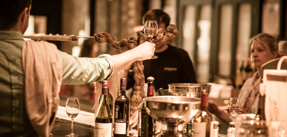 London Wine Week via Morland House