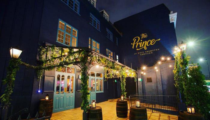 The Prince West Brompton Earls Court London
