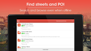 Visit London Official City Guide App Tablet